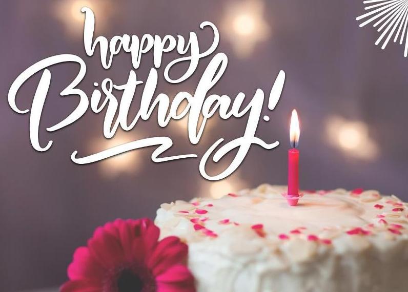Birthday Wish Card image