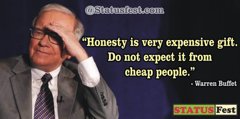 Warren Buffet best Investment
